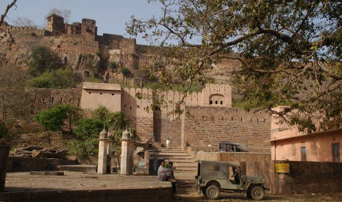 Ranthambore Fort and National Park