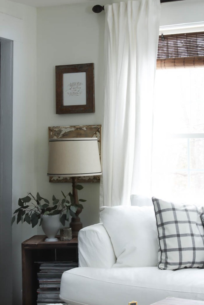 Why Benjamin Moore's Simply White didn't work for me. | Rooms FOR Rent Blog