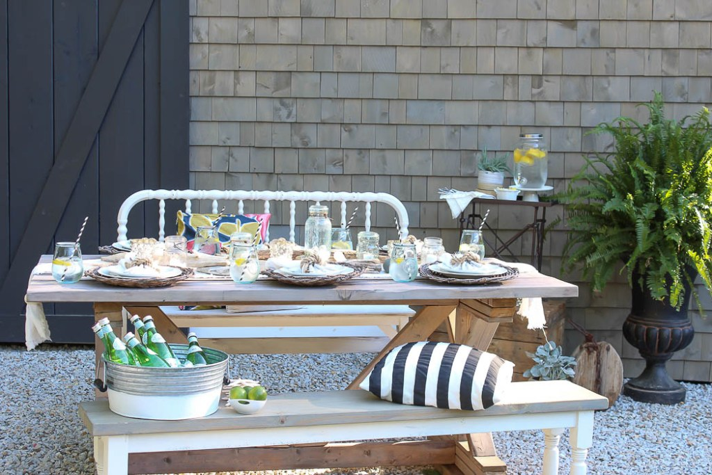 Summer Outdoor Dining | Rooms FOR Rent Blog