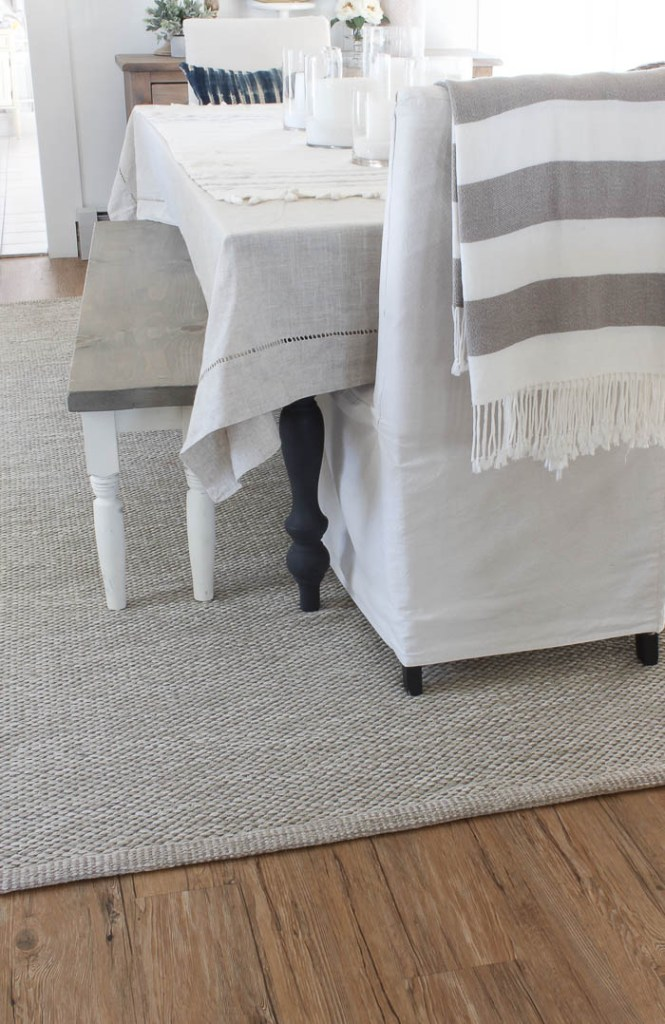 Neutral Dining Room Rug | Rooms FOR Rent Blog