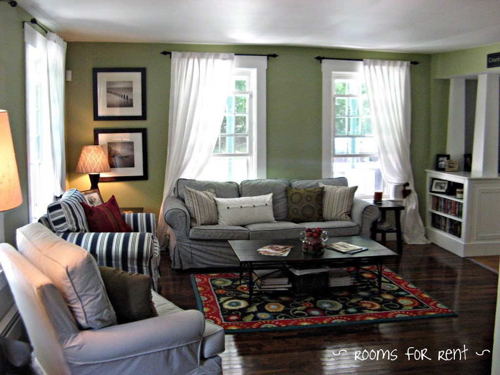 Living Room Progression | Rooms FOR Rent Blog