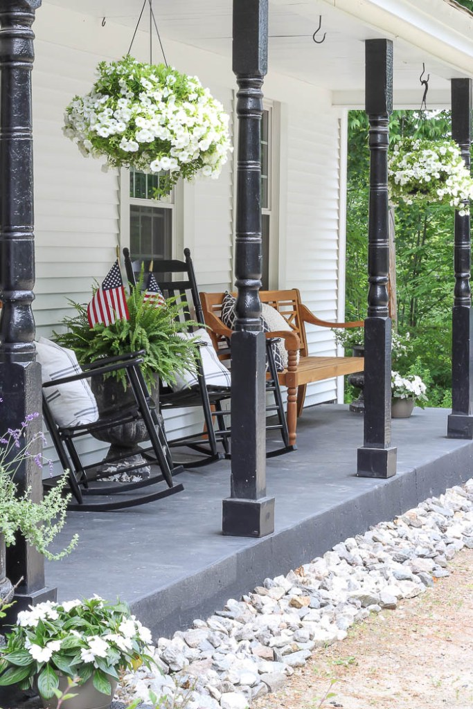 Summer Porch Decorating | Rooms FOR Rent Blog