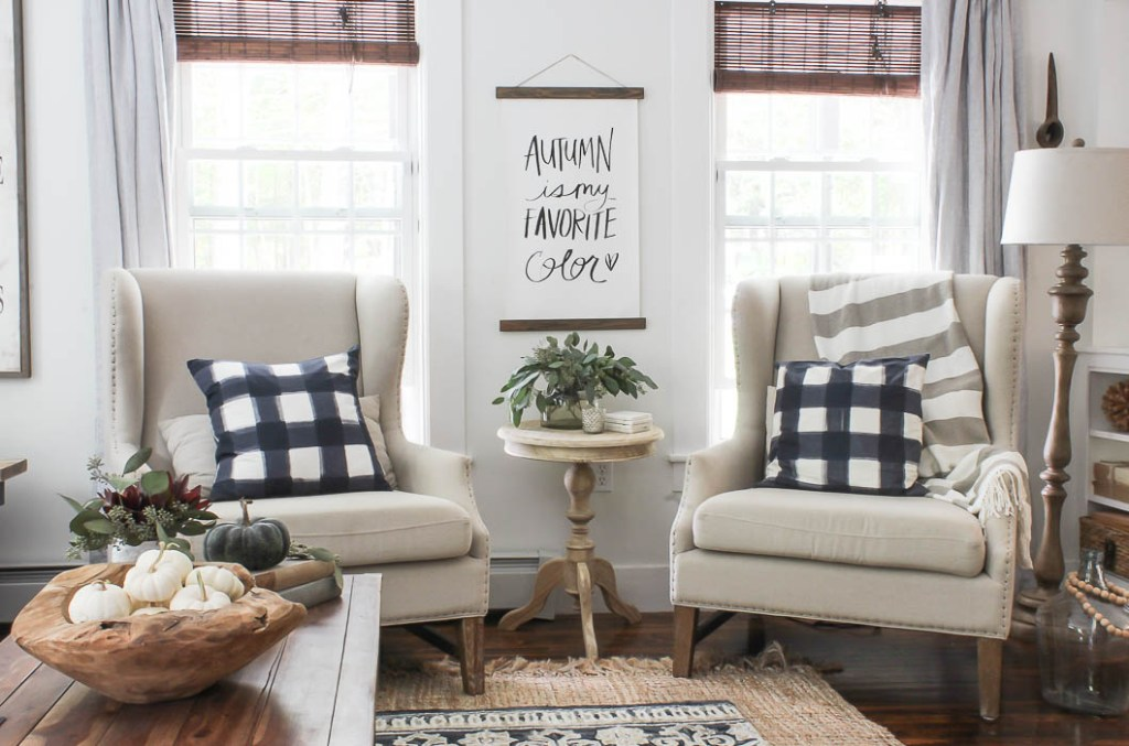 Fall Living Room   Rooms FOR Rent Blog
