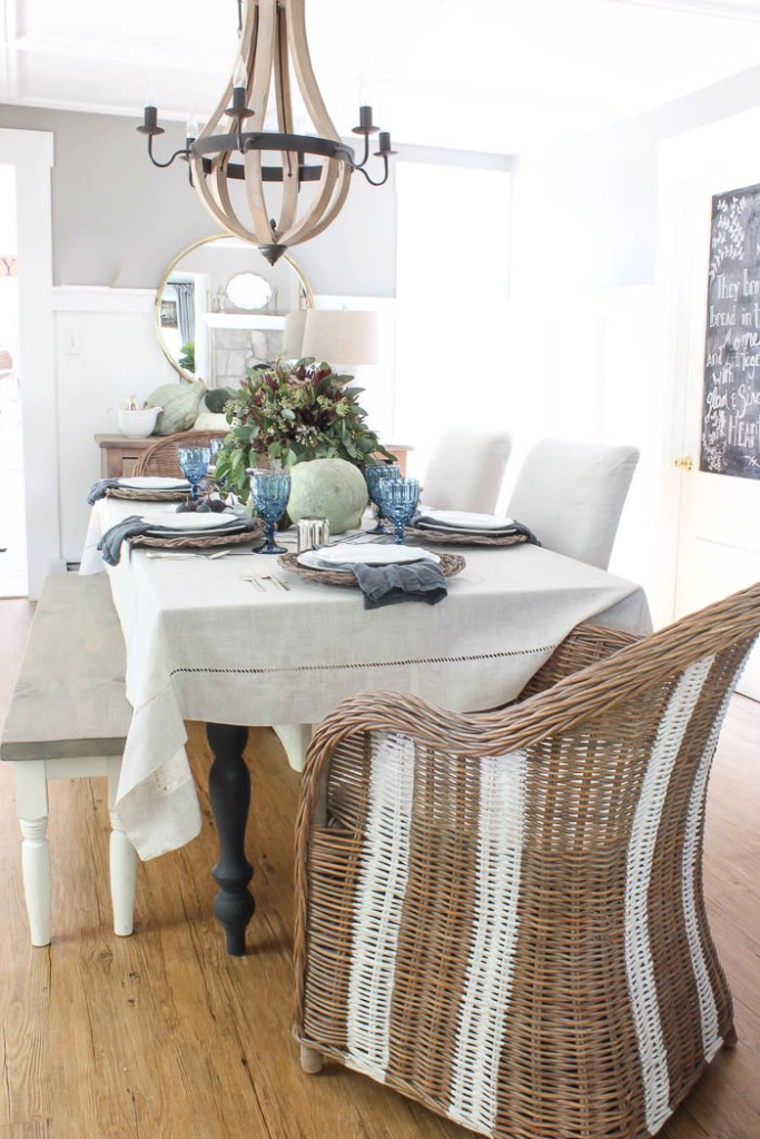 Fall Tablescape, Seasons of Home | Rooms FOR Rent Blog