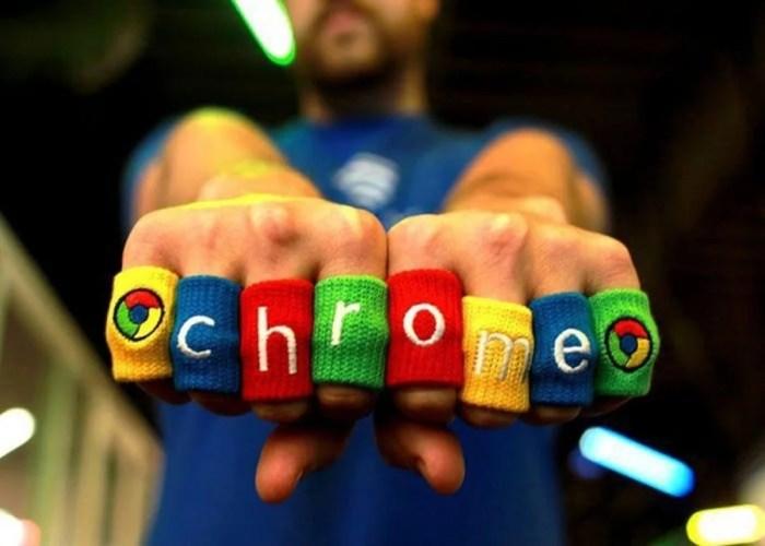 Chrome Portada