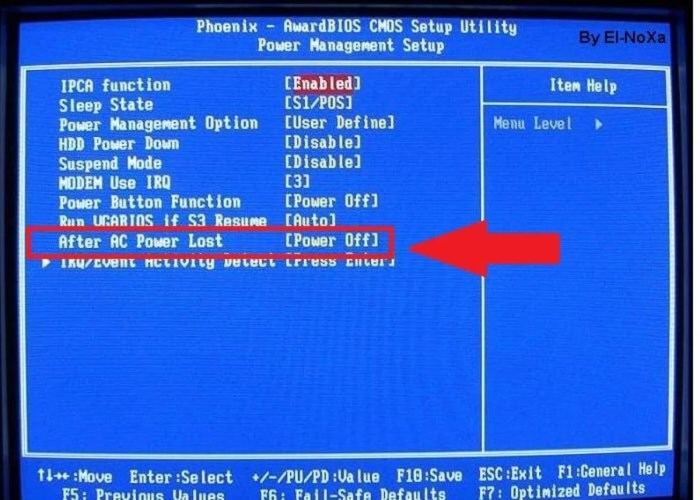 BIOS AC 1