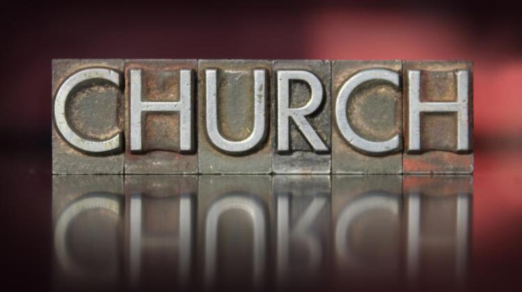 church-letterpress