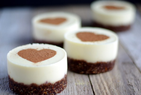 Vegan passion fruit Chocolate delice