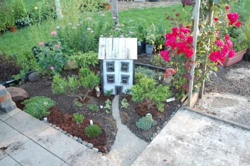 Medium Of Fairy Garden Houses Outdoor