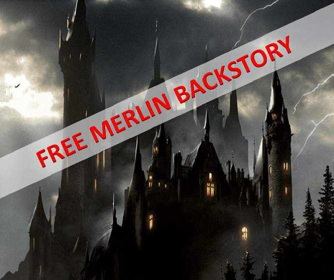 Merlin's Backstory – Perronius emerges from prison