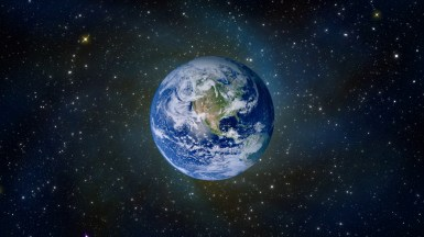 Real Planet Earth From Space - Pics about space