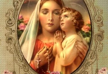 يسوع ومريم