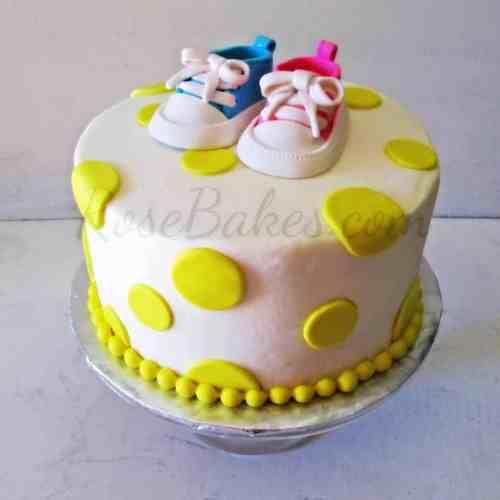 Medium Crop Of Baby Shower Cake Ideas