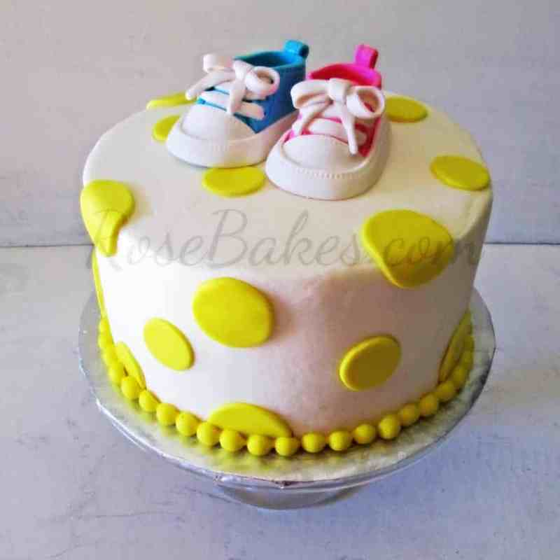Large Of Baby Shower Cake Ideas