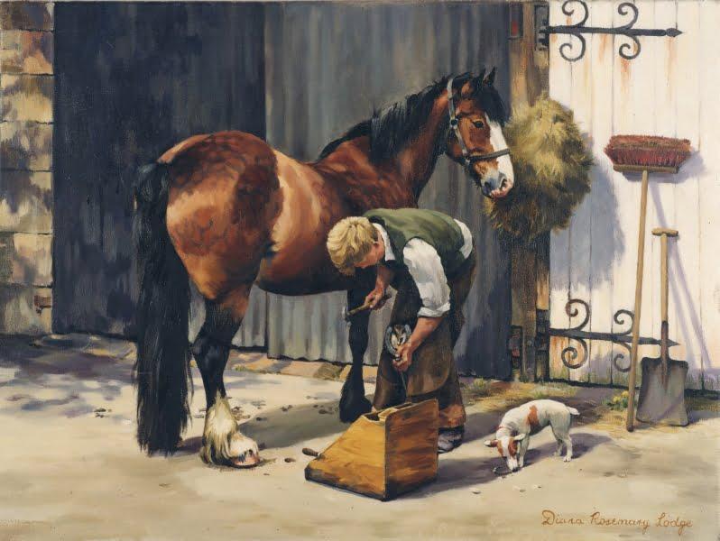 Horse Artists Diana Rosemary Lodge