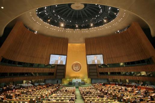 babel un headquarters general assembly