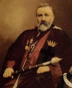 William Wynn Westcott (17 December 1848 – 30 July 1925)