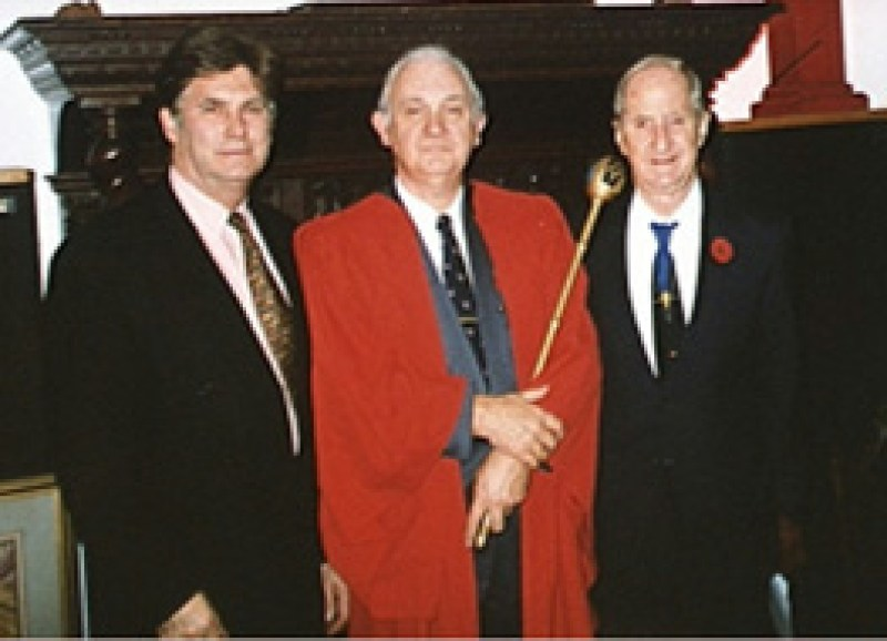 1998 - S.R.I.C. Officers