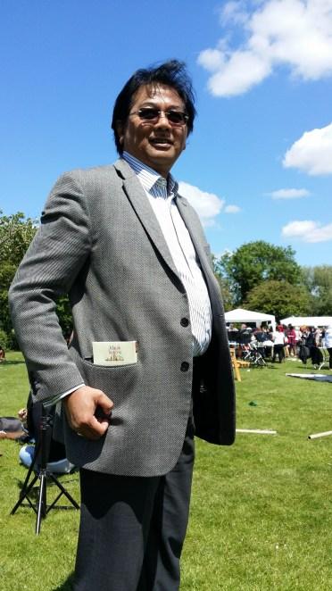 Hamzah Thayeb, Dubes RI untuk Inggris