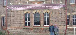 nama desa terpanjang di Inggris