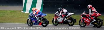 Grand Prix de France 2012 – Essais du samedi série 2