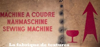 La fabrique de textures