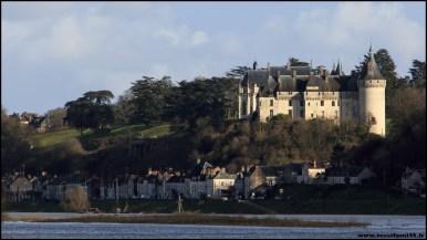 Le château de Chaumont sur Loire.