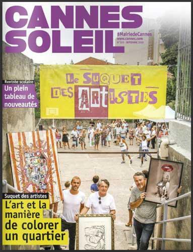 Cannes-soleil