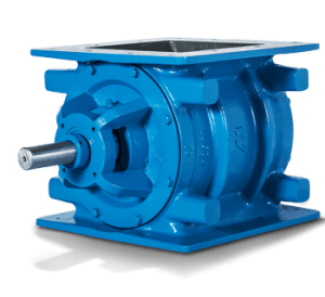 Rotary Valves are also used in Aggregate and Asphalt Industry