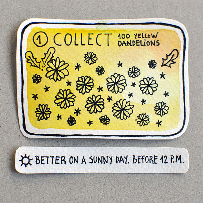 1 Collect