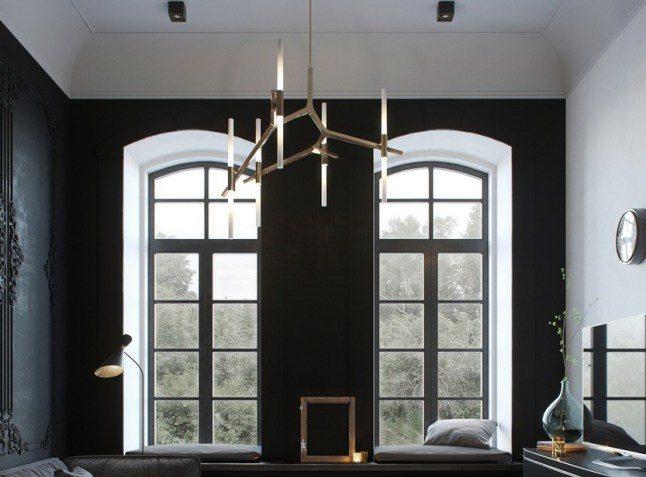 Un apartamento de 24 m2 súper elegante
