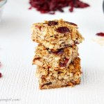 Ginger Granola Bars