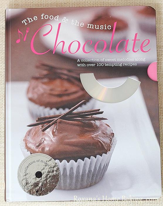 Win this chocolate cookbook at Roxanashomebaking.com #giveaway