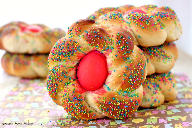 Pane di Pasqua - Italian Easter bread recipe