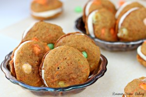 carrot cake cookies recipe 3