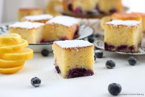 blueberry lemon cake recipe 3