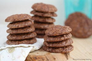 Chocolate truffles cookies recipe 1