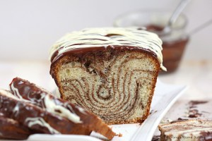 Marble loaf cake recipe 4