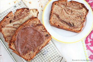 Nutella swirl banana bread recipe