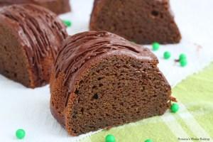 Chocolate avocado cake recipe