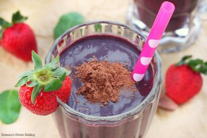 berry and greens smoothie recipe
