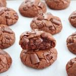 Cinnamon chocolate truffle cookies recipe 1