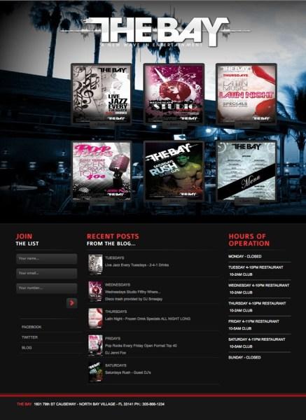 The Bay Website