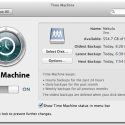 How to restore data from Time Machine