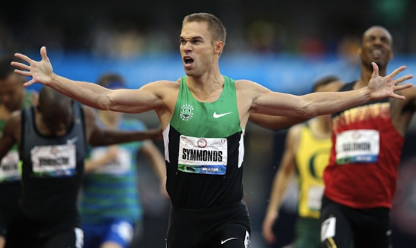 Why Olympian Nick Symmonds Is Gold on Social Media