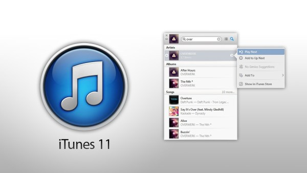 iTunes 11 – Everything you need to know
