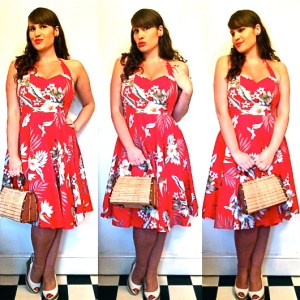 Hell Bunny Alika dress