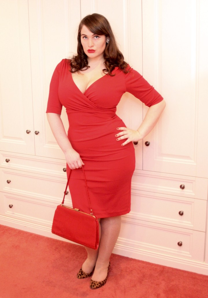 House of Foxy Mansfield dress review