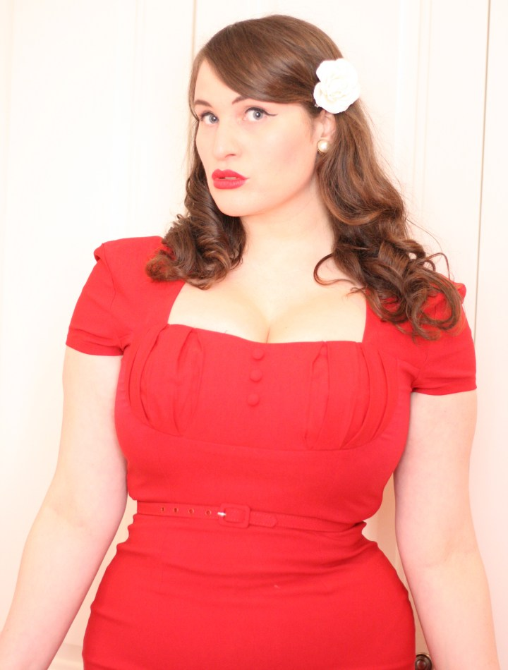 Pinup Girl Clothing Charlotte dress