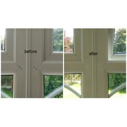 Small Crop Of Window Frame Repair
